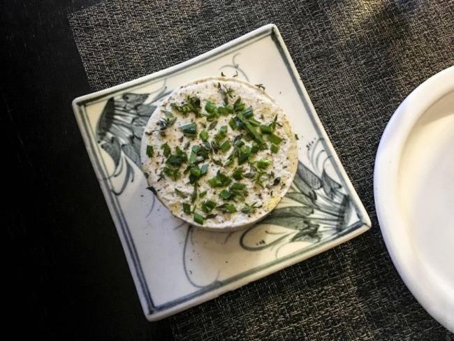 Fromage végétal de graines de tournesol