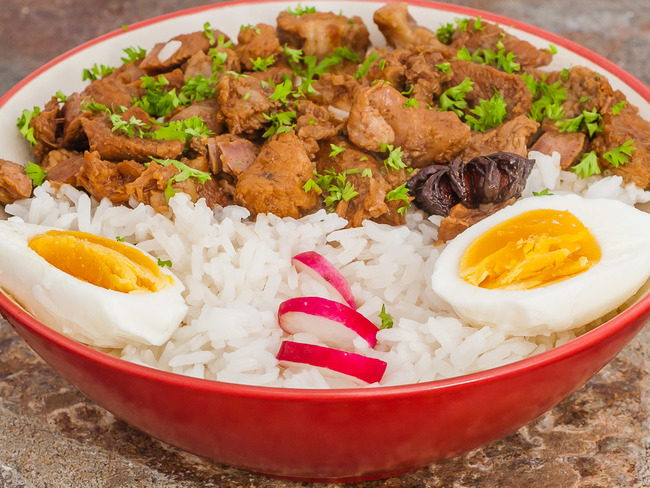 Porc braisé taiwanais facile