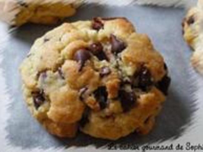 Cookies aux 3 Chocolats
