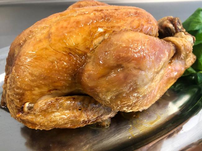 Poulet rôti : la bonne cuisson
