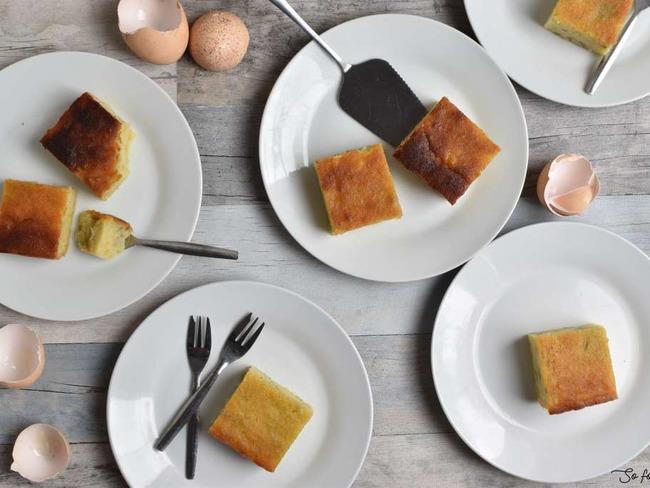 Gâteau aux patates douces