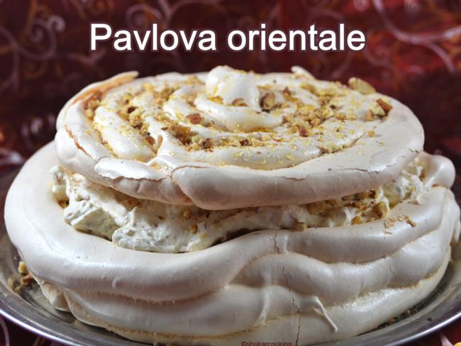 Pavlova orientale