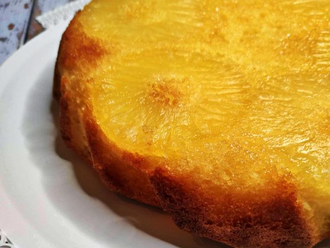 Gâteau à l'ananas de Cyril Lignac - Recette par Le Journal ...