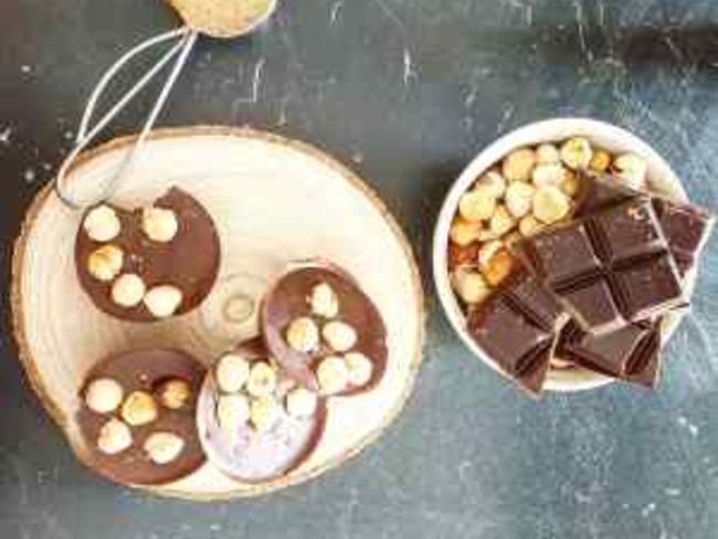 Chocolate fudge à la noisette -