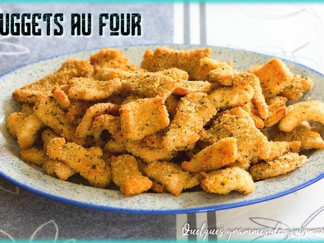 Nuggets au four