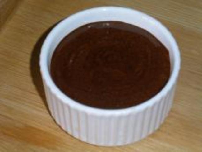 Mousse au Chocolat Epicée