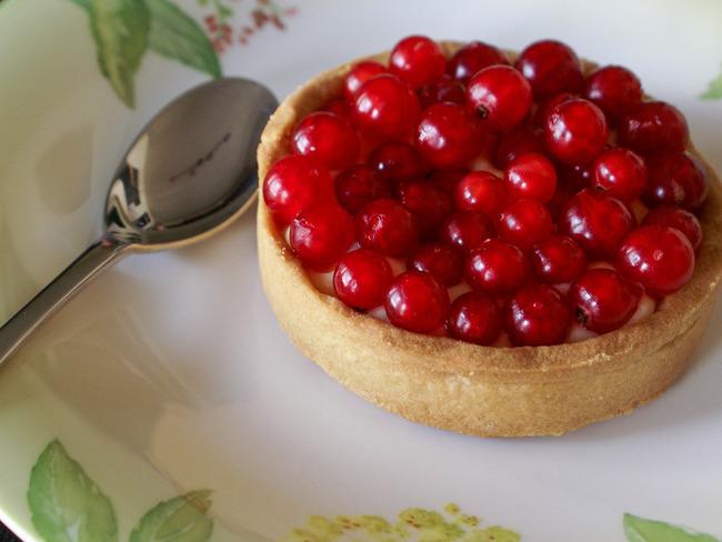 Crème diplomate ou Tutti Frutti