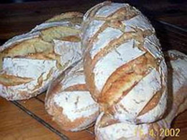 Façonner la pâte à pain