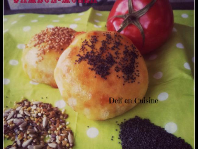Bun's Jambon-Mozza