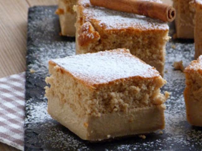 Gâteau magique aux saveurs de pain d'épices