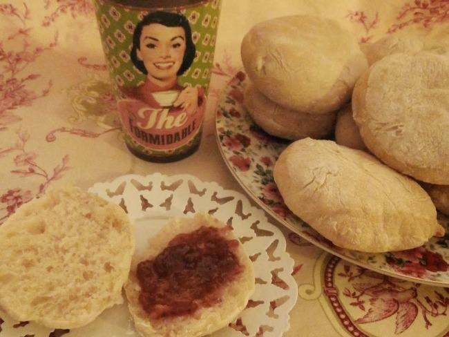 Muffins comme à Londres