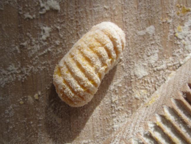 Gnocchi de potimarron