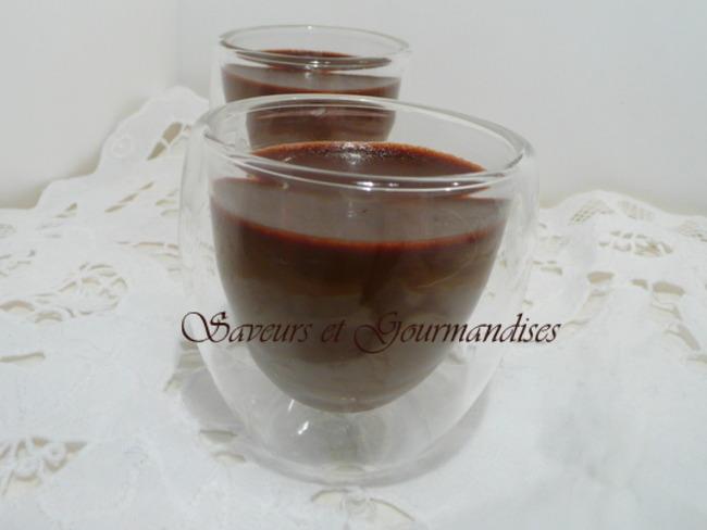 Crème chocolat moka