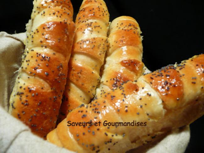 Petits pains bulgares