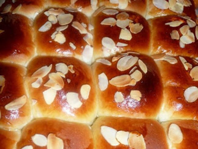 Petits pains malaisiens