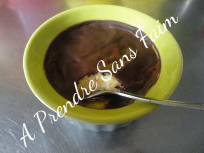 Crème brûlée menthe-chocolat noir