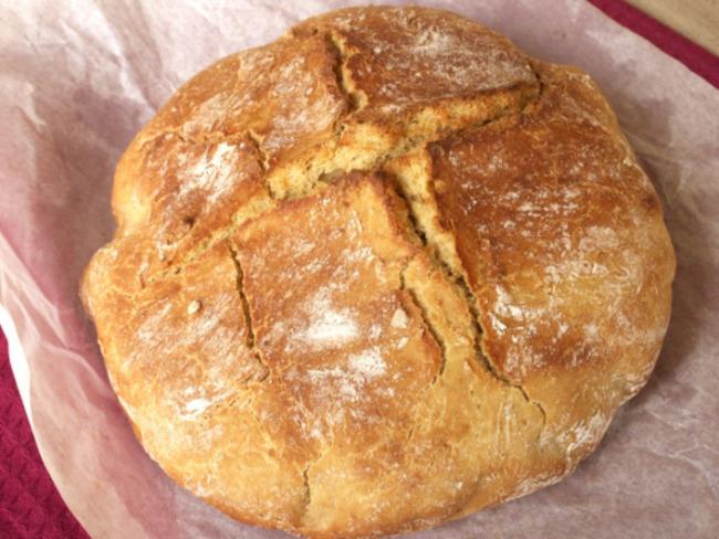 Soda bread irlandais en cocotte