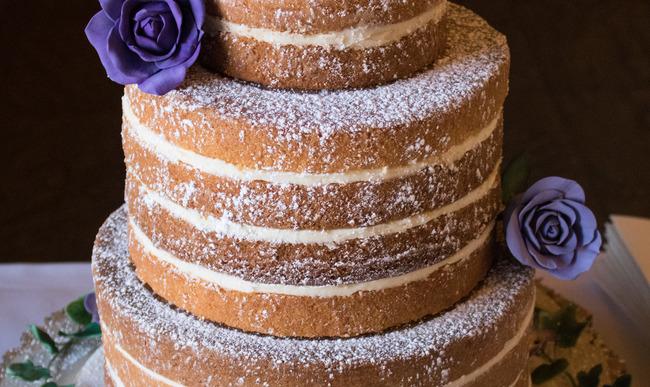 Le naked cake, gâteau tendance | Le Blog cuisine de Samar