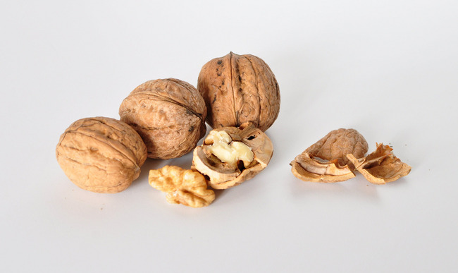 Les noix