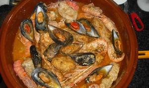 Sarsuela de peix