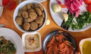 Repas syrien