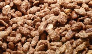 Chouchous caramélisés