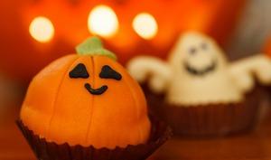 Dessert d'Halloween