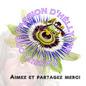 Passiflore passion d'héllyane